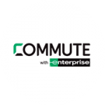 Commute with Enterprise logo