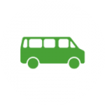 Icon of a vanpool