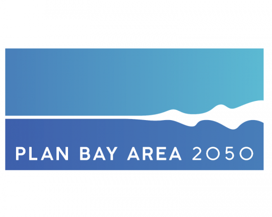 Plan Bay Area 2050 Logo